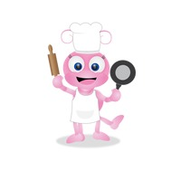 Ant as a chef