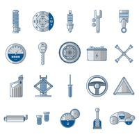 Auto parts and tools