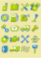 Popular : Automobile icons