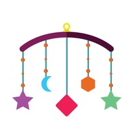 Shape Shapes Hanging Hangings Hang Mobile Mobiles Star