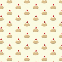 Popular : Background with mini desserts
