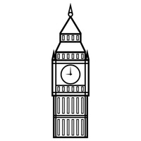 big ben clock clocks timepiece tower towers london building rh stockunlimited com big ben vector eps big ben vector free download
