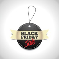 Popular : Black friday sale tag