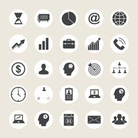 Popular : Business icon pack