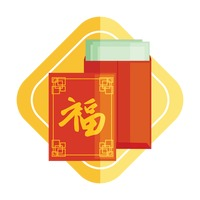 Popular : Chinese new year red packet with money