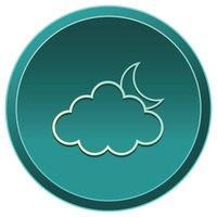 Popular : Cloud with moon