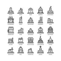 Collection of buildings