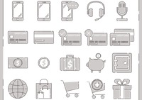 Popular : Collection of business icons