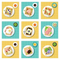 Popular : Collection of food items