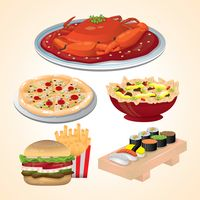 Popular : Collection of meals