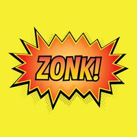 Popular : Comic effect zonk