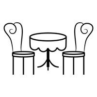 Restaurant Restaurants Table Tables Desk Chair Chairs
