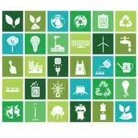 Popular : Environment conservation icons