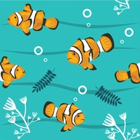 Fishes background