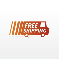 Free shipping sticker