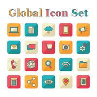 Global icon set