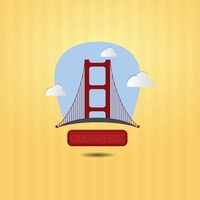 Popular : Golden gate bridge