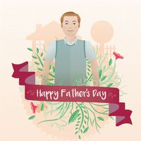 Popular : Happy father s day design