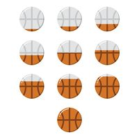Popular : Infographic basketball elements