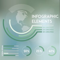 Popular : Infographic template design