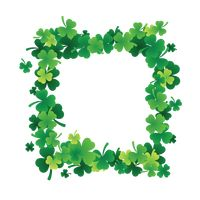 Clover Clovers Plant Plants Lucky Luck Green Four Leaf