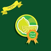 Popular : Lemon label