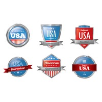 Made in usa banner collection
