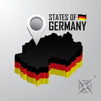 Popular : Map of germany