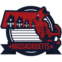 Popular : Map of massachusetts state