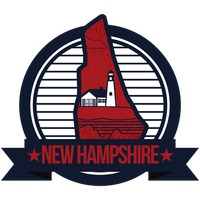 Popular : Map of new hampshire state