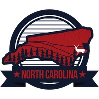 Popular : Map of north carolina state