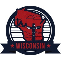 Popular : Map of wisconsin state