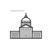State Of Oklahoma Outline