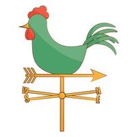 Weather Vane Icon Icons Instrument Instruments Direction ...