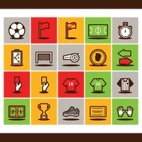 Popular : Soccer icons