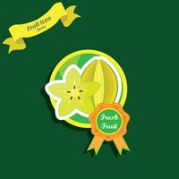 Popular : Starfruit label