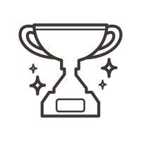 Trophy Icon clipart - Award, Trophy, Font, transparent clip art