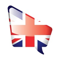 Popular : United kingdom flag speech bubble
