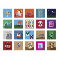 Various miscellaneous icons