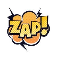Image result for poof zap clipart