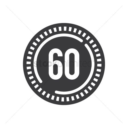 Minute : 60 seconds icon