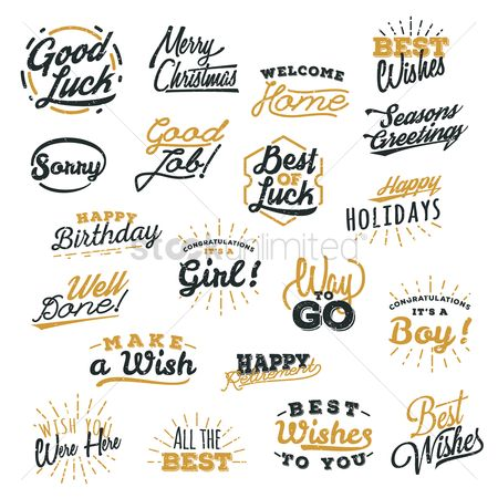 Compliment : A collection of simple hand letterings