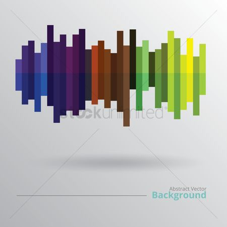 Multicolor : Abstract background