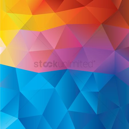 Geometry : Abstract background