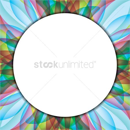 Backdrops : Abstract vibrant background