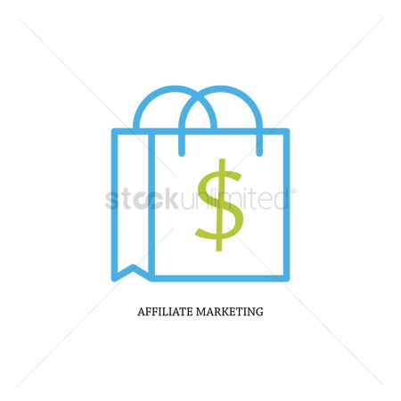 Multimedias : Affiliate marketing concept
