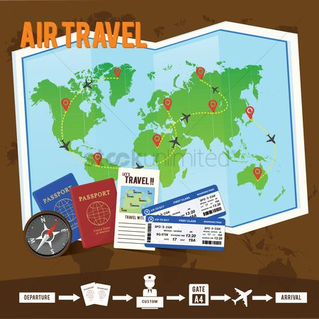 Journeys : Air travel