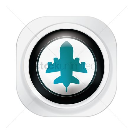 Airway : Airplane icon