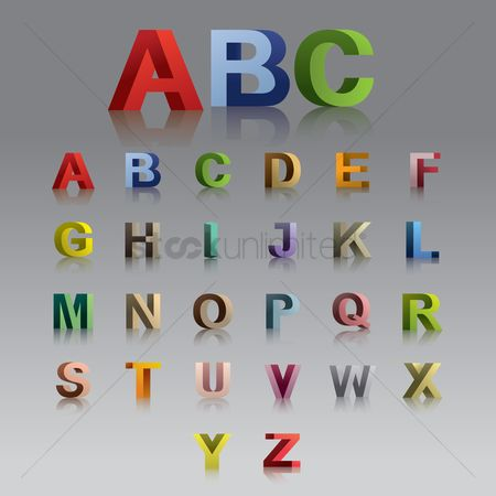 Shine : Alphabets