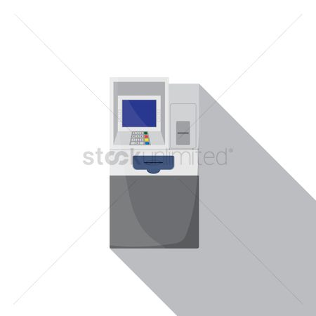 Password : An atm